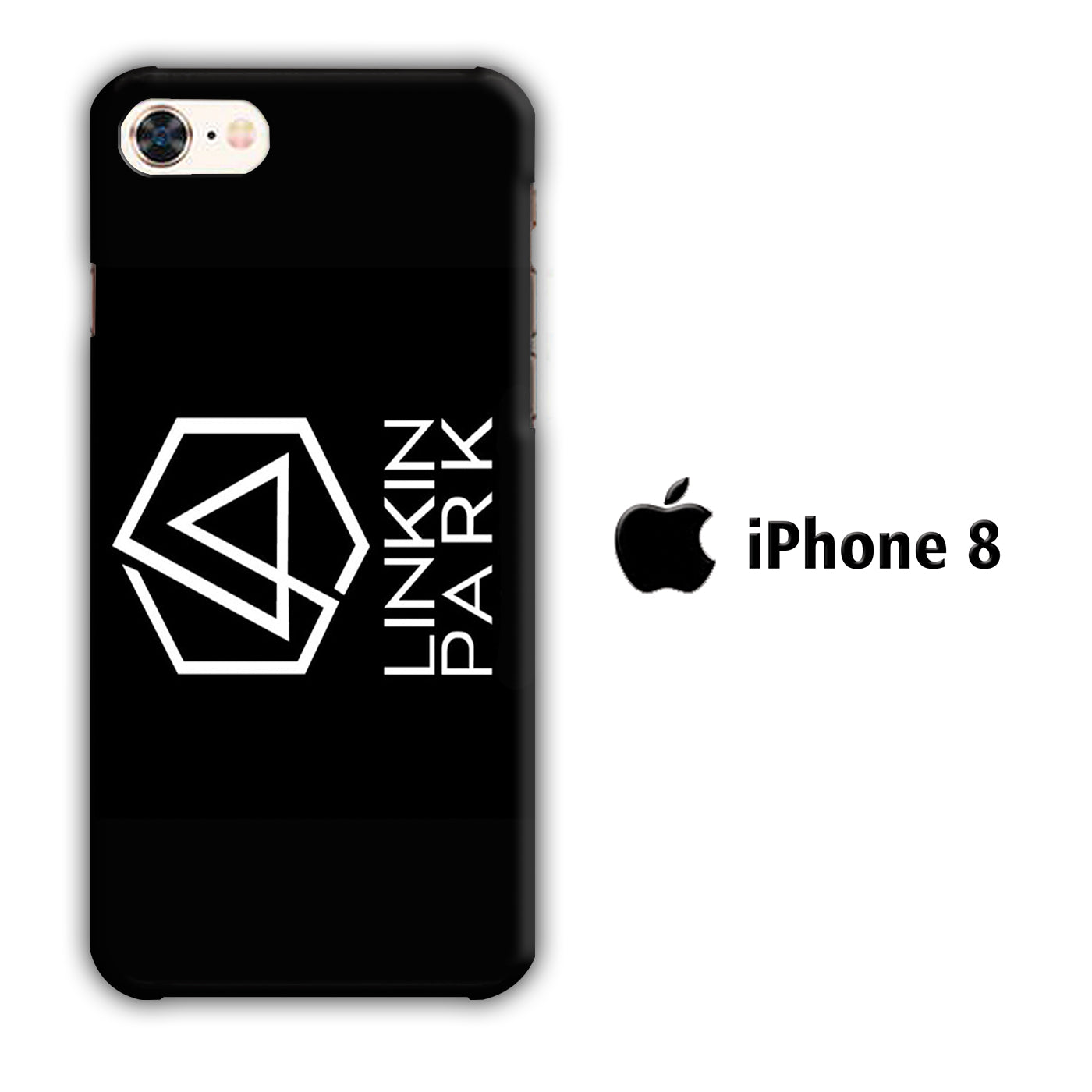 Linkin Park LP 005 iPhone 8 3D Case