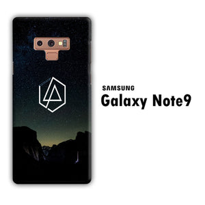 Linkin Park LP 006 Samsung Galaxy Note 9 3D Case