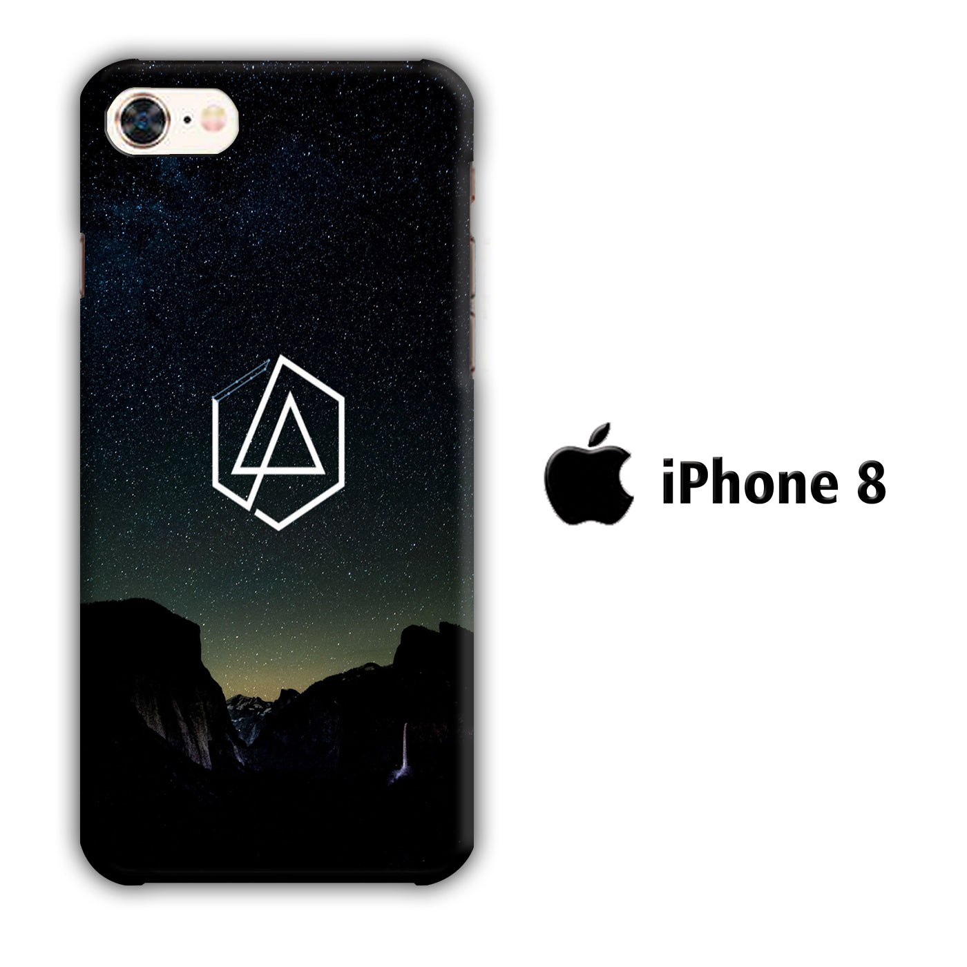 Linkin Park LP 006 iPhone 8 3D Case