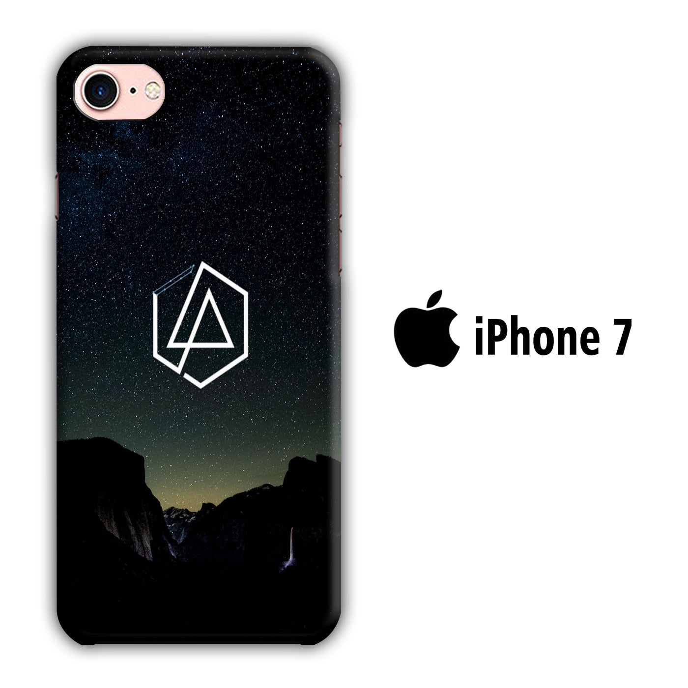 Linkin Park LP 006 iPhone 7 3D Case