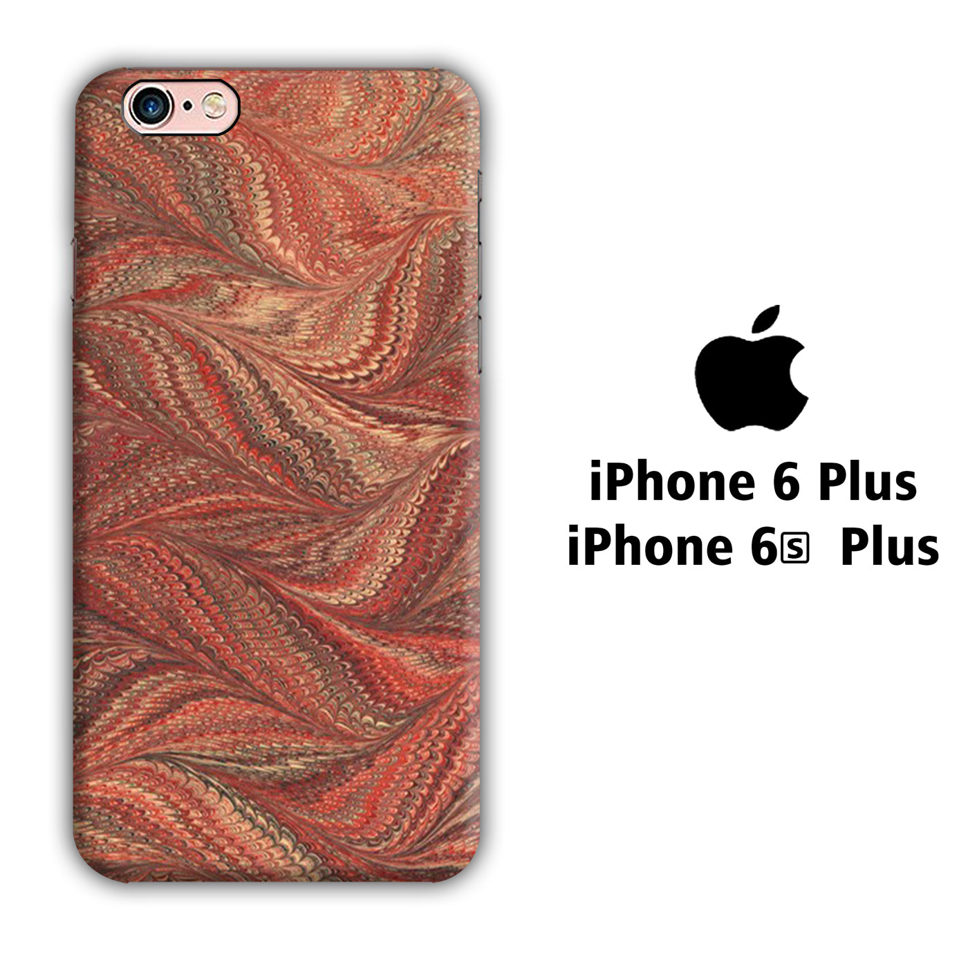 Marble Bird Skin iPhone 6 Plus | 6s Plus 3D Case