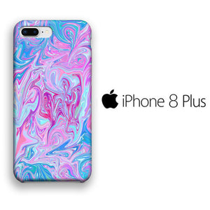 Marble Mix 002 iPhone 8 Plus 3D Case