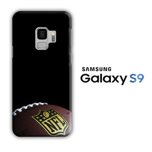 NFL Ball 001 Samsung Galaxy S9 3D Case