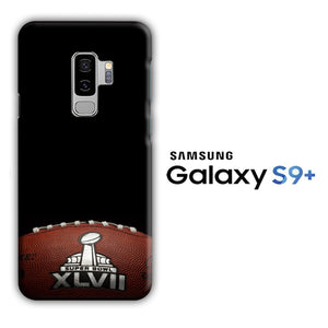 NFL Ball 002 Samsung Galaxy S9 Plus 3D Case