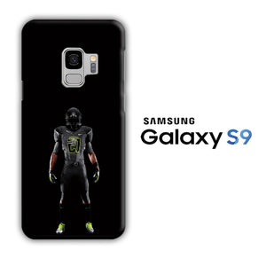 NFL Costume 001 Samsung Galaxy S9 3D Case