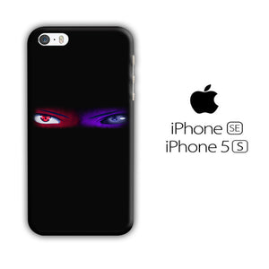 Naruto Eyes Blue Red iPhone 5 | 5s 3D Case