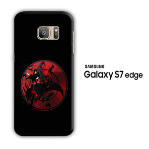 Naruto Sharingan Samsung Galaxy S7 Edge 3D Case