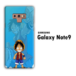 One Piece Luffy Boy Samsung Galaxy Note 9 3D Case