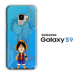 One Piece Luffy Boy Samsung Galaxy S9 3D Case
