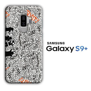 Paramore Riot Team Samsung Galaxy S9 Plus 3D Case