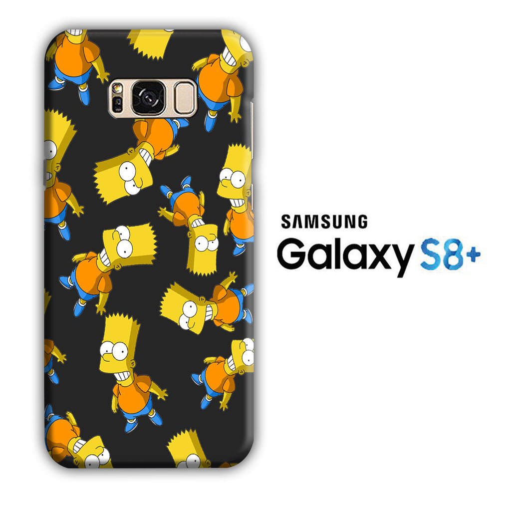Simpson Many Simpson Samsung Galaxy S8 Plus 3D Case