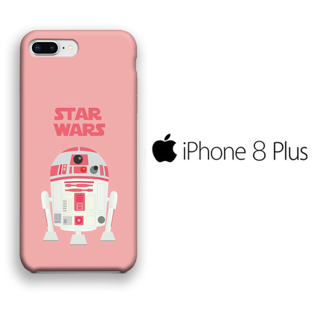 Star Wars Droid 004 iPhone 8 Plus 3D Case