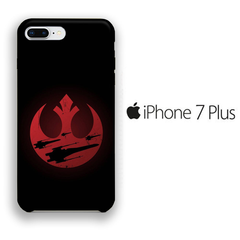 Star Wars Rebel 003 iPhone 7 Plus 3D Case