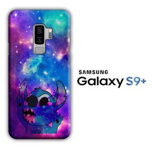 Stitch Galaxy Samsung Galaxy S9 Plus 3D Case