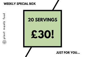 Weekly special offer box