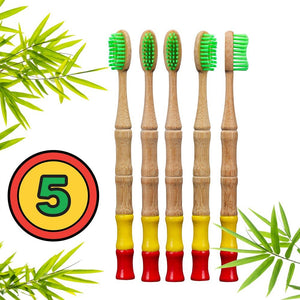Pack 5x Special Bamboo Bushes Peace & Love