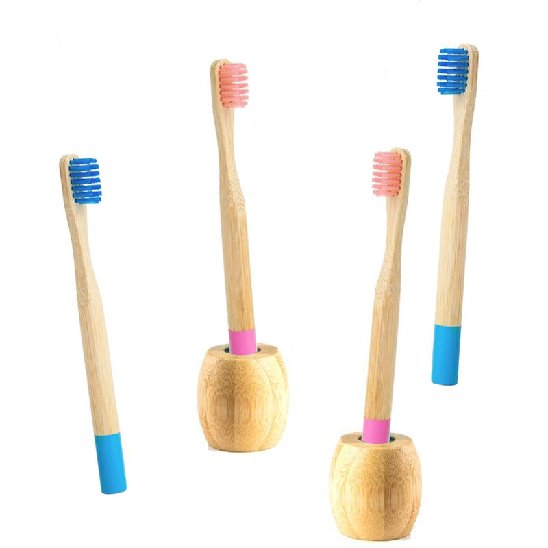 PACK 4X CHILDREN & 2 HOLDERS +1 FREE BAMBOO STRAW
