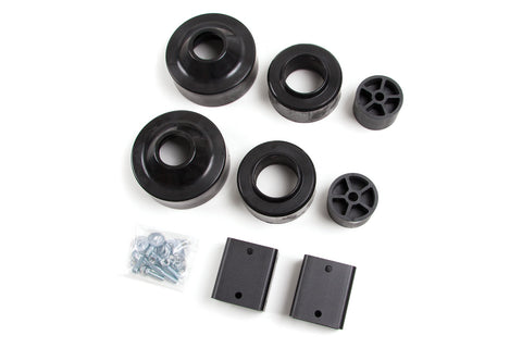 07-18 Wrangler JK 2in Coil Spacer Kit