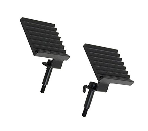 Jeep JK Foot Pegs Set