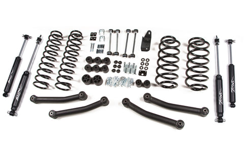97-06 Jeep Wrangler TJ Zone Lift