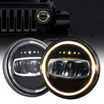 LED Headlights for Jeep