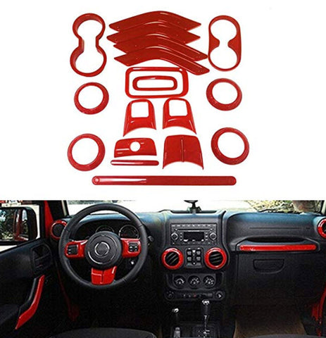 Interior Decoration Trim Kit