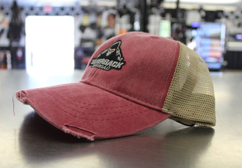 Silverback Offroad Distressed Hat