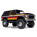TRX-4 Scale and Trail Crawler with Ford Bronco Body