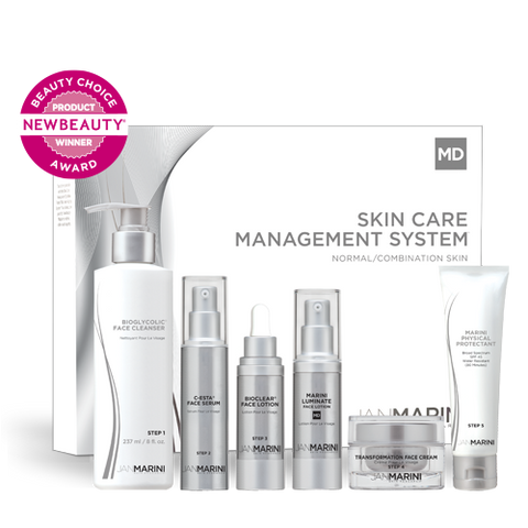 Jan Marini Skincare Management System (Normal/Combination Skin)