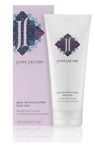 June Jacobs Green Tea and Cucumber Body Balm