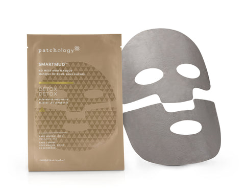 Patchology SMARTMUD NO MESS MUD MASQUE (4-PACK)