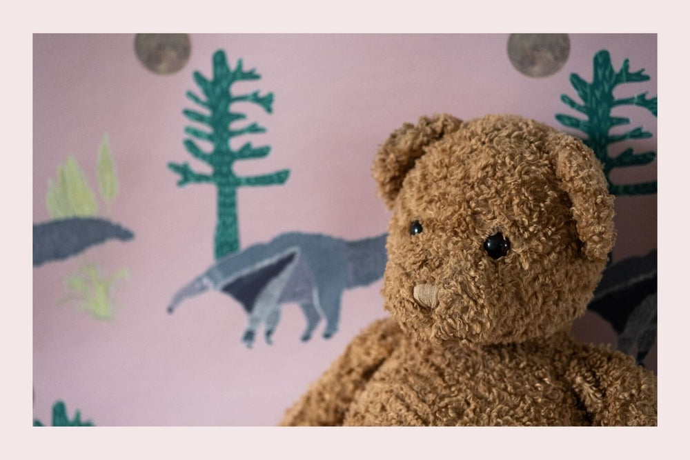 Why Wallpaper is Good for Children's Mental Health