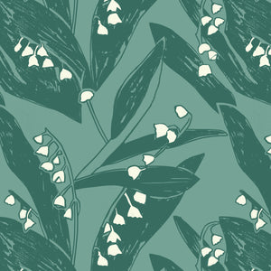 Load image into Gallery viewer, Greetings Card Lily of the Valley