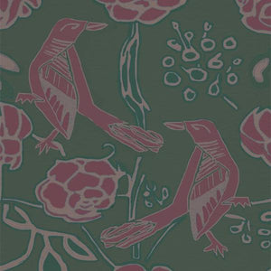 SAMPLE Chattering of Choughs - Hooker and Currant - Annika Reed Studio