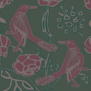 Load image into Gallery viewer, Chattering of Choughs - Hooker and Currant - Annika Reed Studio