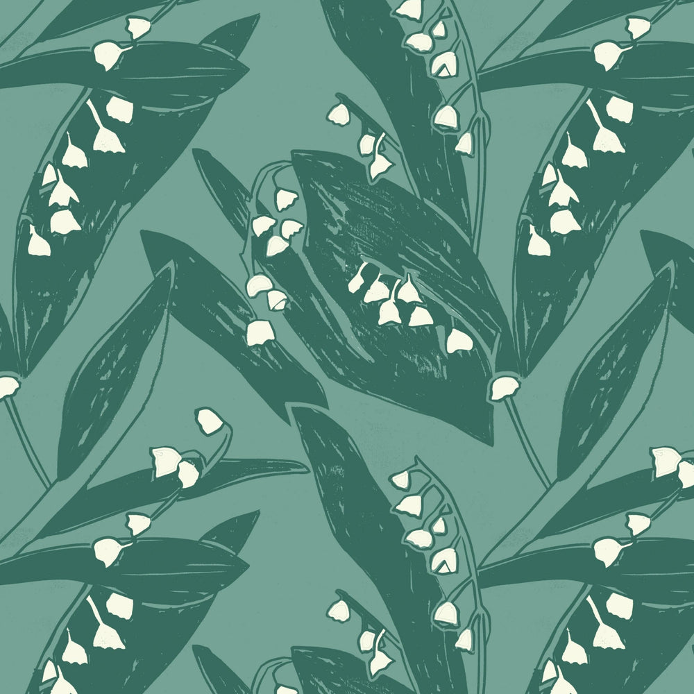 SAMPLE Lily of the Valley - Valley Green