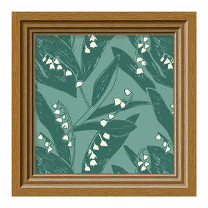 Giclée Print Lily of the Valley - Valley Green
