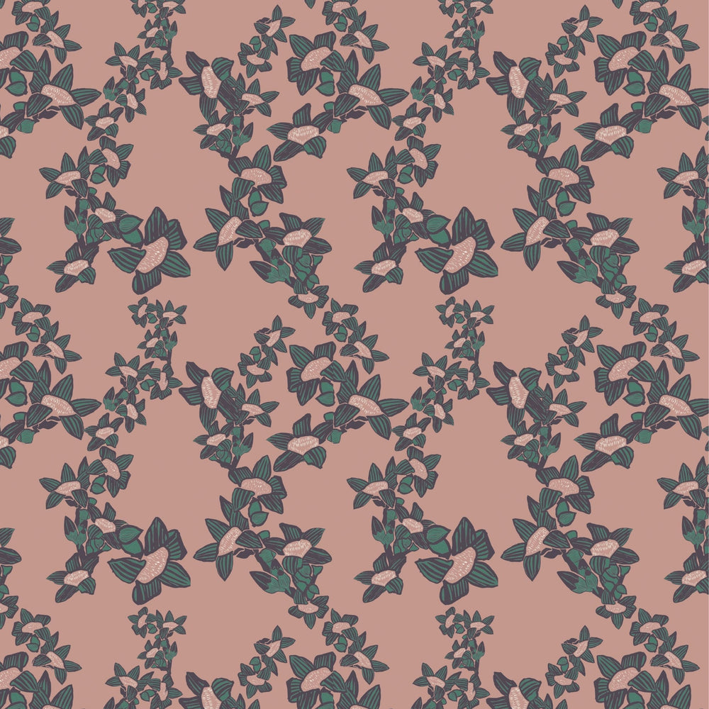 Load image into Gallery viewer, The Red Cotton Tree Wallpaper - Bikaner Sand