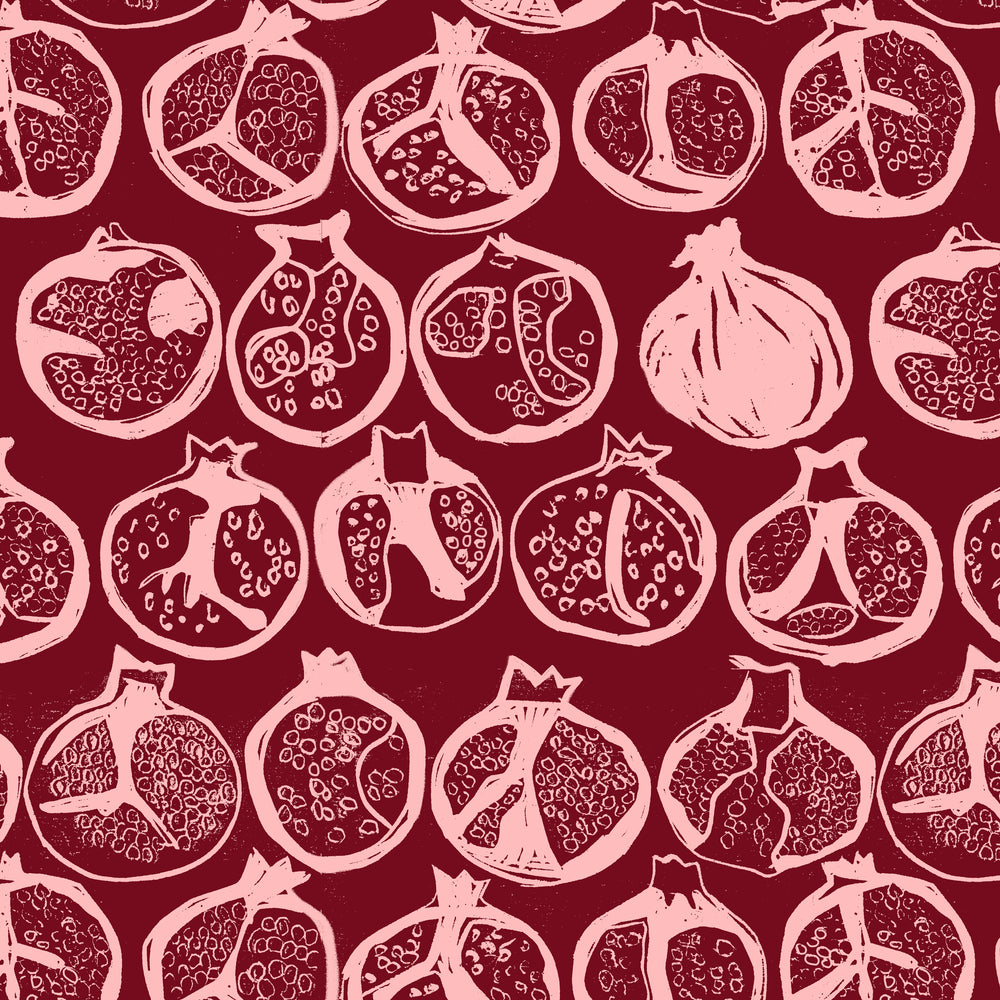Load image into Gallery viewer, Greetings Card Pomegranate