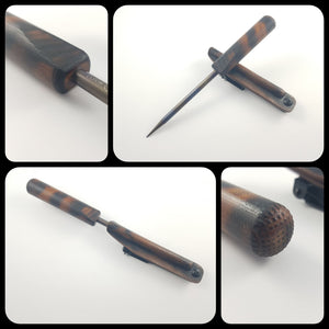 Ice Pick - Scoundrel Series -Brown Canvas