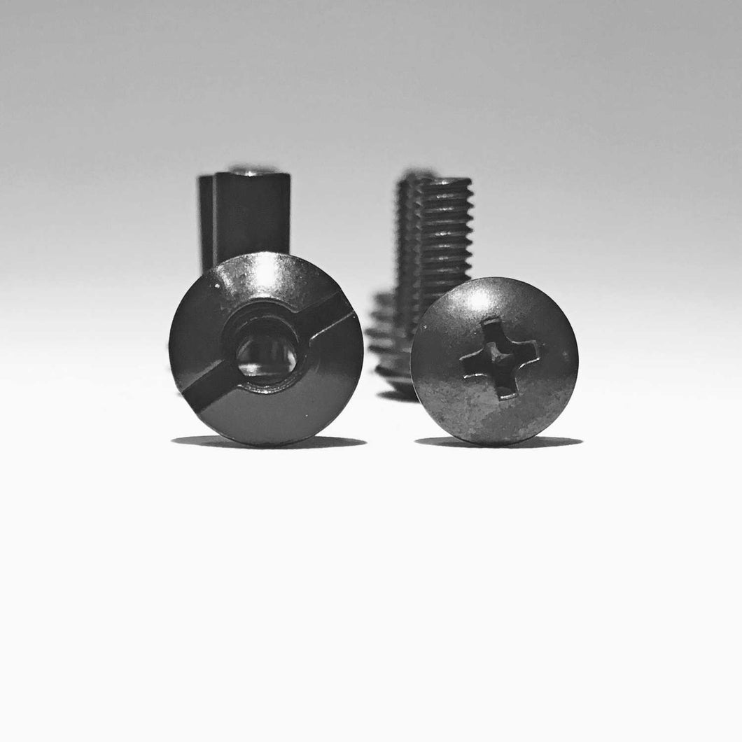 3pc Piece Screw Kit x 1/4