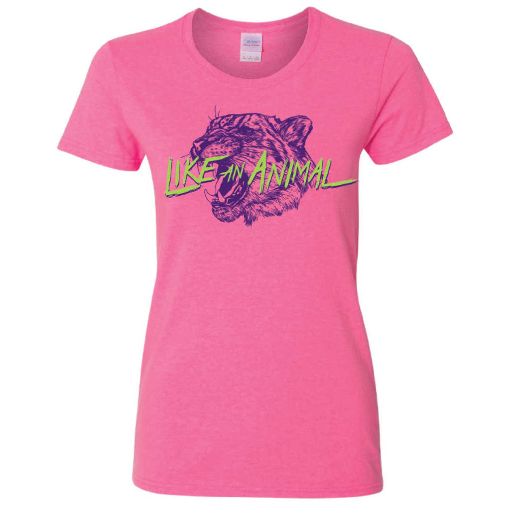 Animal Tee Ladies Cut