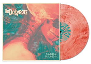 """Daydream Explosion"" 2nd Pressing & ""Eat My Heart Out"" Reissue AUTOGRAPHED"