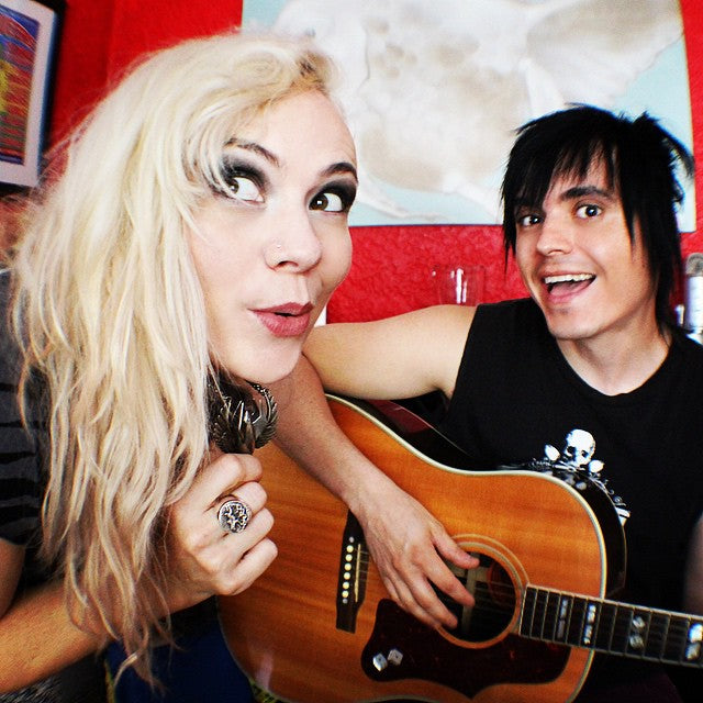 Personalized Acoustic Dollyrots Song