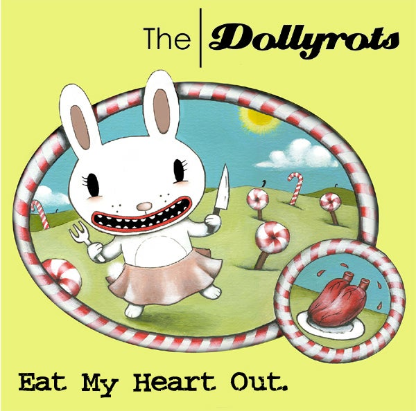 """Eat My Heart Out"" CD"