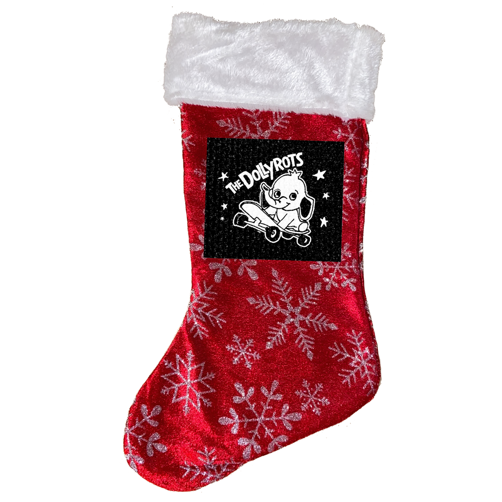 Dollyrots Christmas Stocking