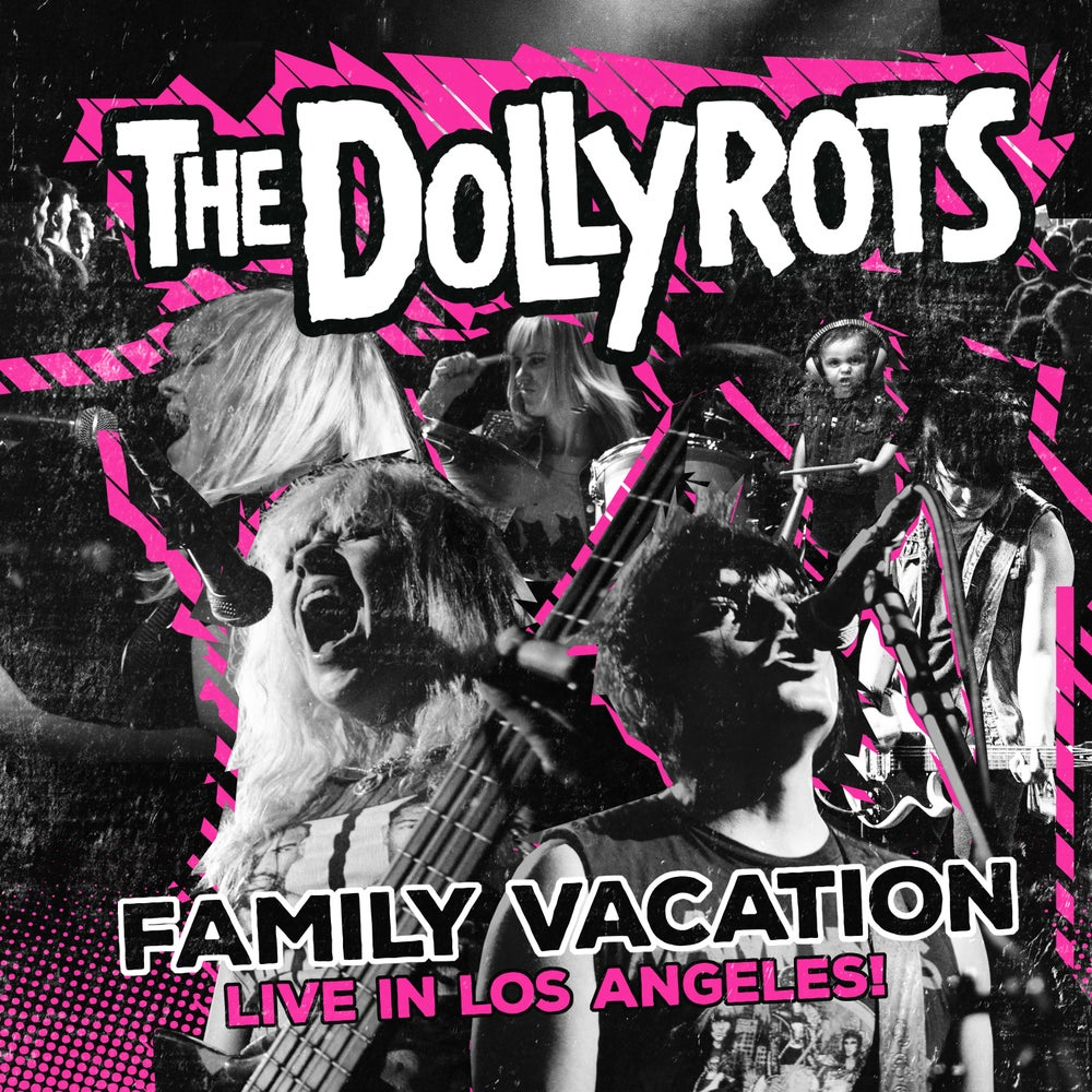 """Family Vacation: Live in Los Angeles"" CD+DVD (2 Disc)"