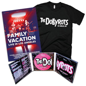 """Family Vacation: Live In Los Angeles"" Bundle"