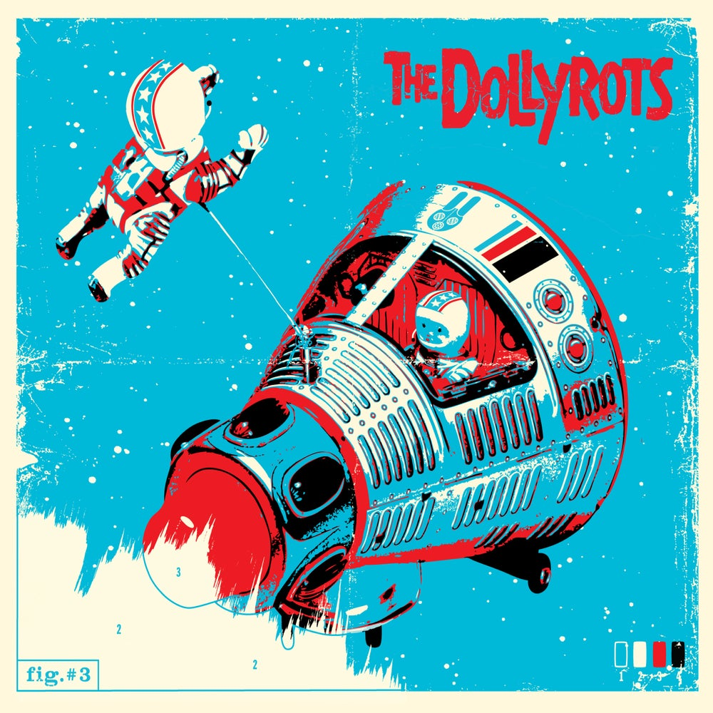 """The Dollyrots"" CD"