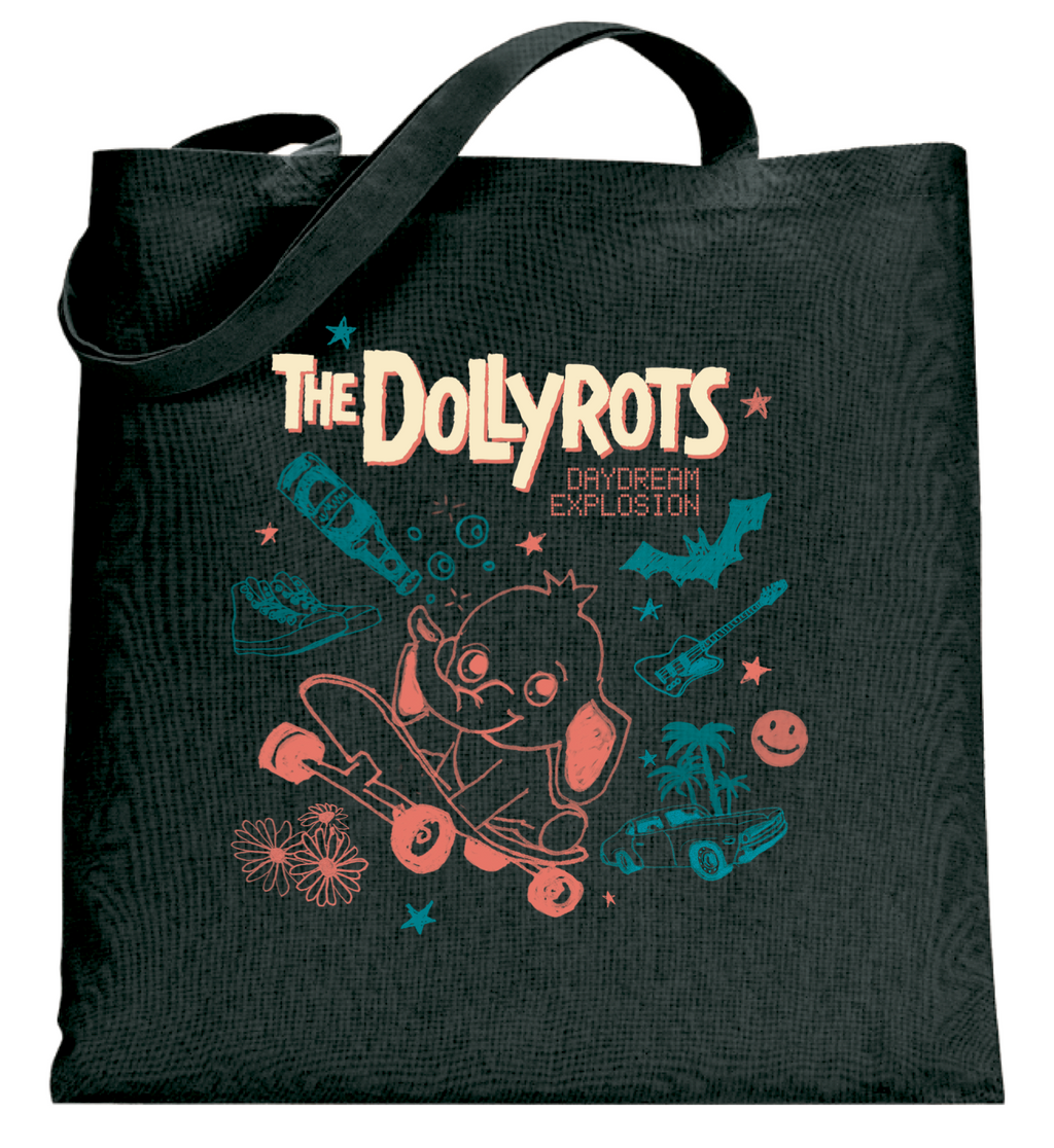 Daydream Explosion Tote Bag